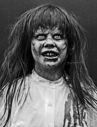 """#YQuéPasóCon la protagonista de """"El Exorcista""""?"""