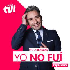 #YoNoFuí con Pato Benegas