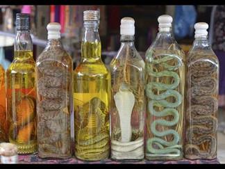 ¡Estas son las 10 bebidas más extrañas del mundo!