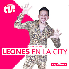 #LeonesEnLaCity con Chino Debrito