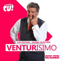 #Venturisimo con Luis Ventura