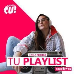 #TUplaylist con Carla Persigo