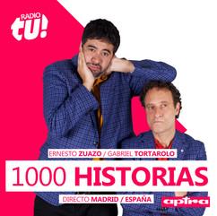 #MilHistorias con Ernesto Zuazo y Gabriel Tortarolo