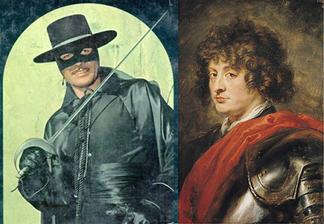 ¿Conocés al verdadero Zorro?