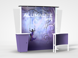Alumalite Swing Hybrid Display
