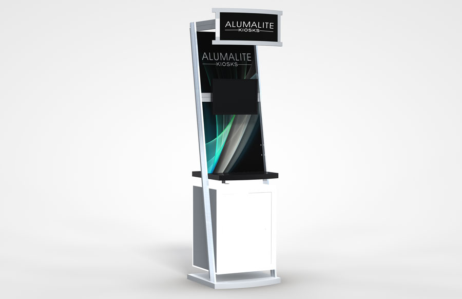ALK2 Alumalite Kiosk Display