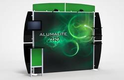 10 Foot Alumalite Zero AZ6 Display