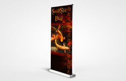 Scroll Slot Dual 850 Double Retracta