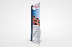 Lite 850 Non-Retractable Bannerstand
