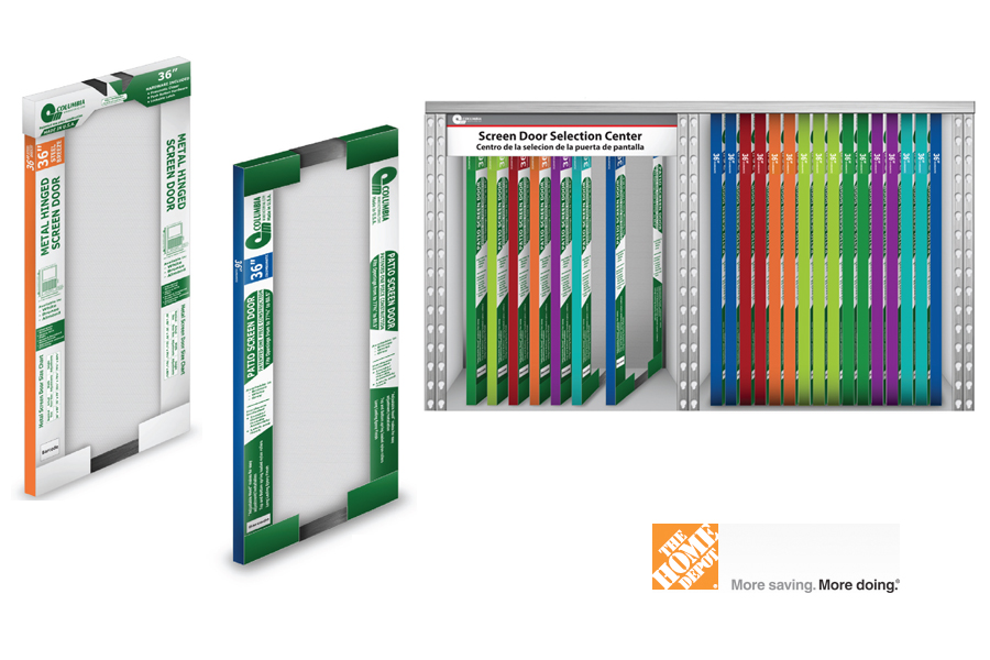 Feather River Doors-Retail Planogram-Home Depot