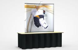 Economy Plus Tabletop Pop-Up Display