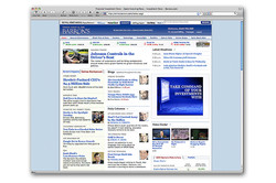 Daily Graphs Web Ads