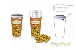 Harry & David-Moose Munch Canister