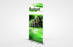 Budget 850 Retractable Bannerstand 3