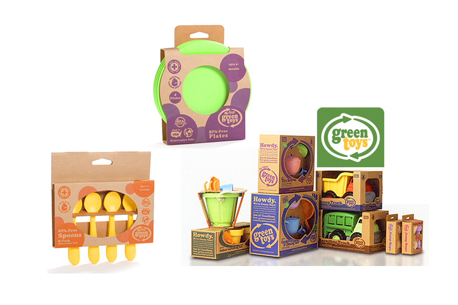 Green Toys-Packaging