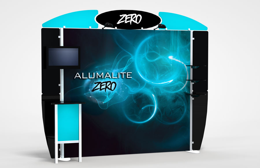 10 Foot Alumalite Zero AZ2 Display