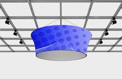 "PCG Tapered Circle 12' x 48"" Fabric"