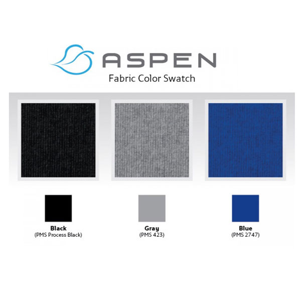 8' Pop-Up Display-Fabric colors
