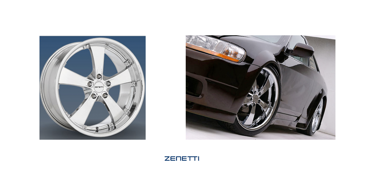 Zenetti Wheels