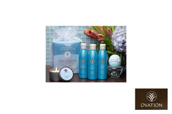 Ovation Haircare System-Packaging