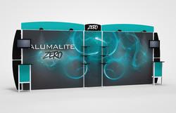 20 Foot Alumalite Zero Display