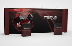 20' Premium Pop-Up Display
