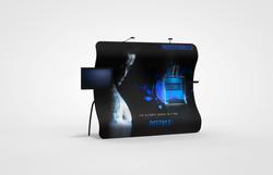 Zippa 10 Foot Deluxe Display