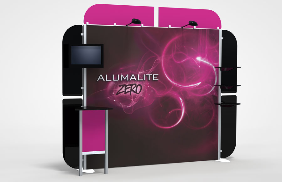 10 Foot Alumalite Zero AZ7 Display