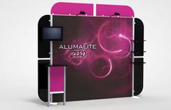 10 Foot Alumalite Zero AZ7 Display