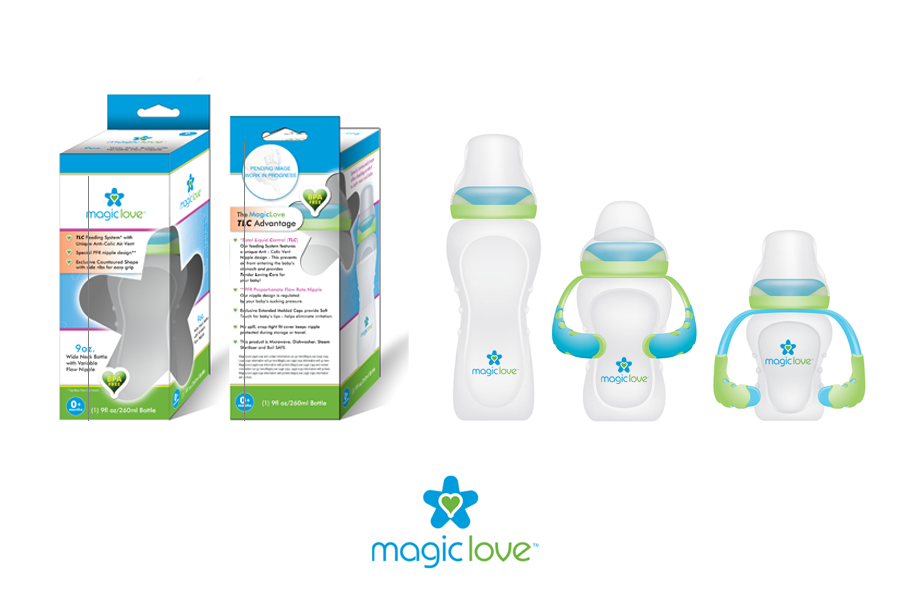 Magic Love Packaging