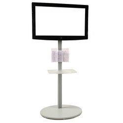 """EZ Standtall One 27""""-70"""" LCD Stand"""