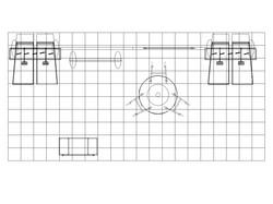 PCG 20.32 10' x 20' Inline Display