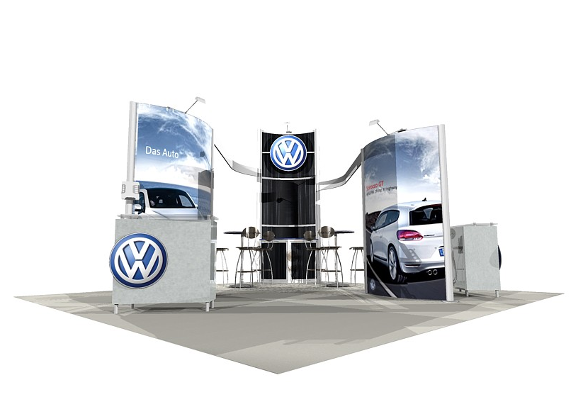 VW 20x20 Booth Main