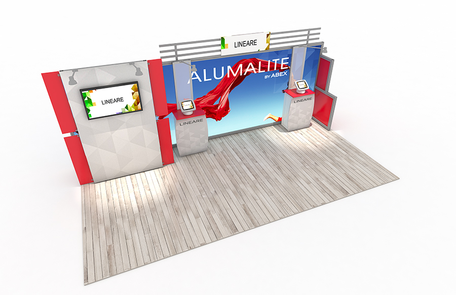 Alumalite Lineare AL12 Display