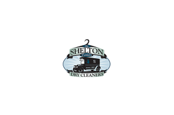 The Shelton Family Dry Cleaners-Logo Design