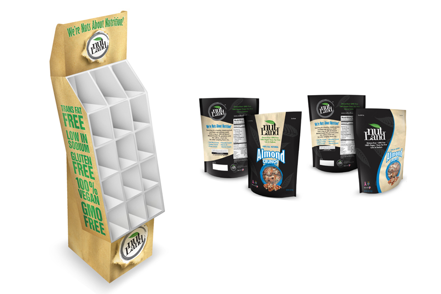 Nutland Farm-Flexible Packaging & POP