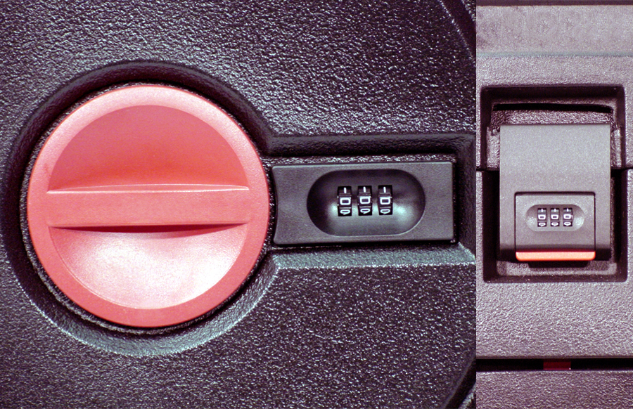 PCG Vault Combination-Locking All-In