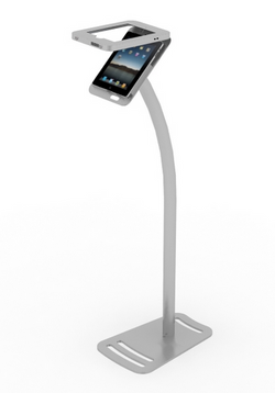 Freestanding Swivel iPad Kiosk Renta