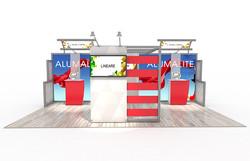 20' AL14 Alumalite Lineare Display