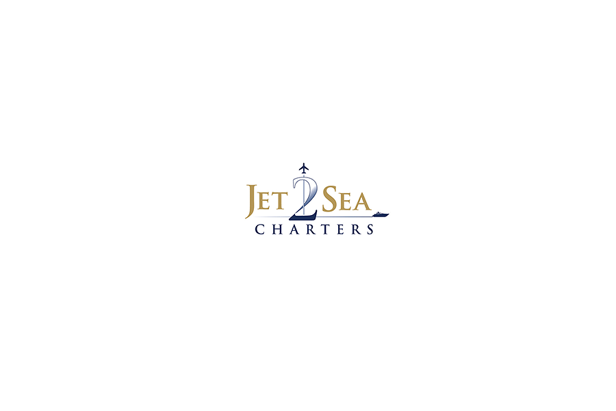 Jet2Sea Charters-Logo Design