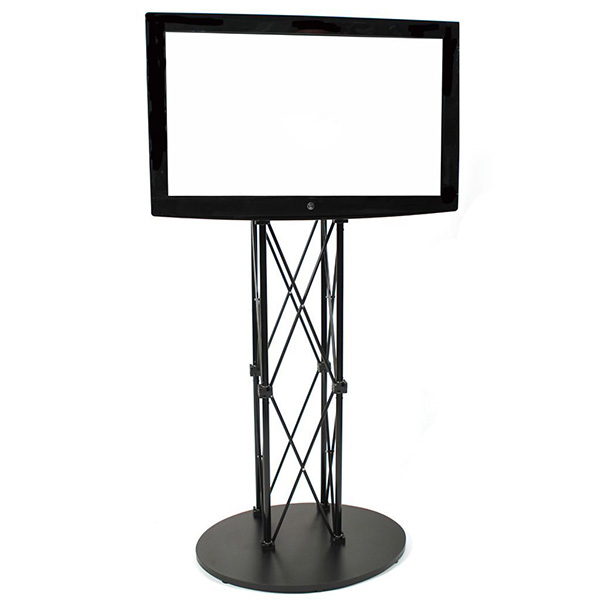EZ Fold LCD/TV Stand-black