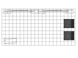 PCG 20.21 10' x 20' Inline Display
