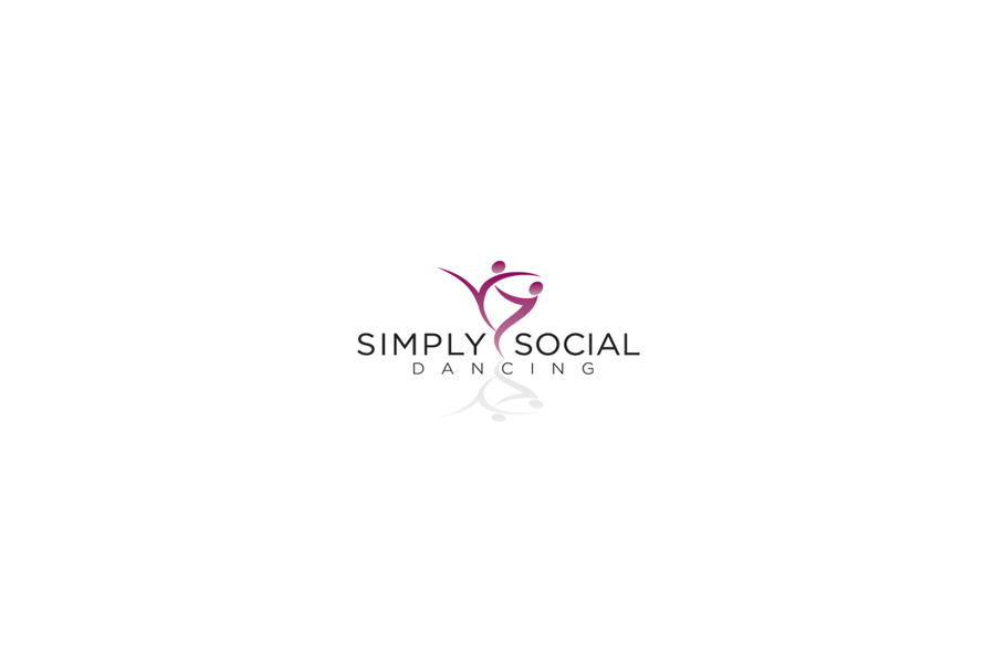 Simply Social Dancing-Logo Design