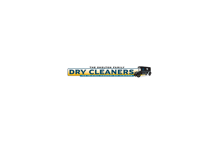 The Shelton Family Dry Cleaners-Logo Design 2