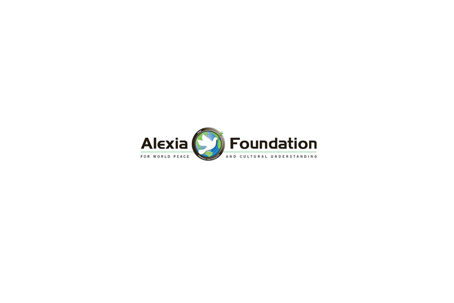 The Alexia Foundation-Logo Design