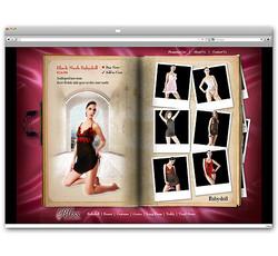 Bliss Intimates E-Commerce Website