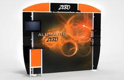 10 Foot Alumalite Zero AZ5 Display