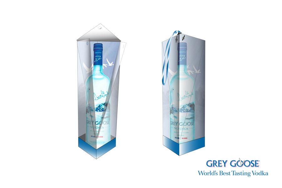 Grey Goose Vodka-Packaging Concept