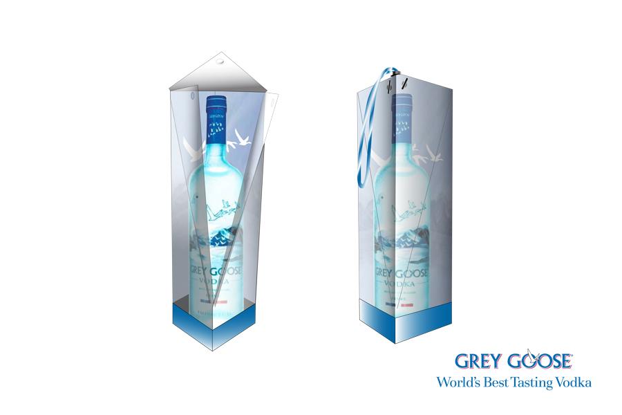 Grey Goose Vodka-Packaging Concept