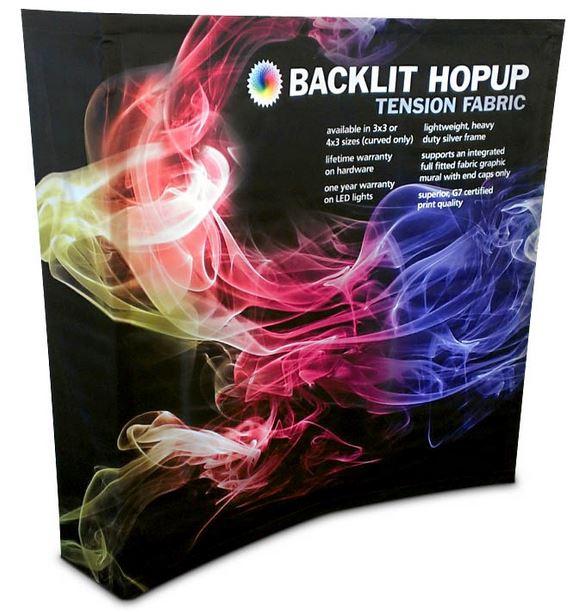 Backlit 8'